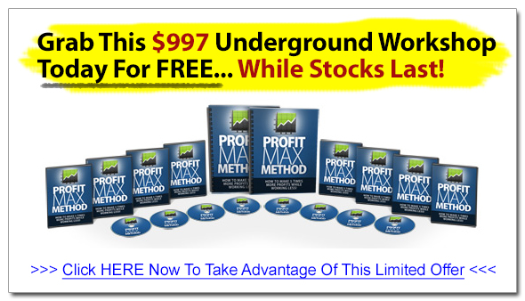 thankyou1 RIDICULOUS offer…(grab this $997 workshop for FREE!)